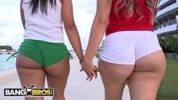 Fodelicia mulheres do porno HD fodendo na suruba