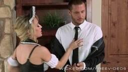 Porno tubi empregada boazuda fodendo com o patrão