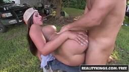 Xvidios com muito sexo anal no mato