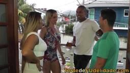Troca de casais brasileiro